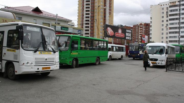 В Екатеринбурге расширят кольцо, где постоянно возникают «пробки» из автобусов