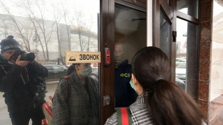 Стало известно, зачем силовики пришли к адвокатам в Екатеринбурге