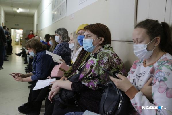 Количество инфекционных заболеваний в прошлом году выросло из-за коронавируса