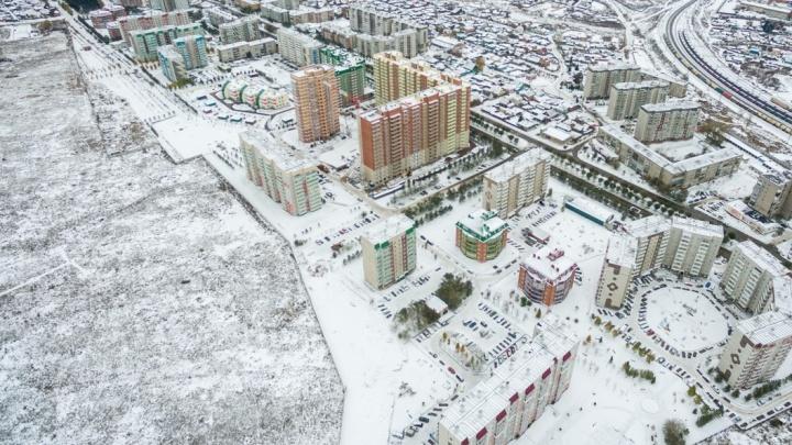 Антенное поле рядом с Ботаническим и военный городок на Малиновского задумали застроить