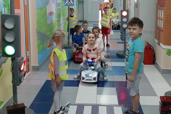 Распределение детей по детским садам начинается