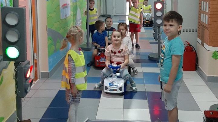 Комплектование детсадов начнется в Красноярске в апреле