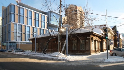 «Маяку» разрешили построить офисник около старинной усадьбы на Розы Люксембург