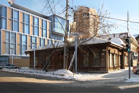 Эскиз офисного здания разработали еще в 2013 году