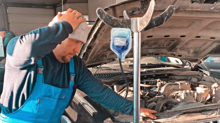 Водородная очистка двигателя в Самаре: где появилось инновационное решение