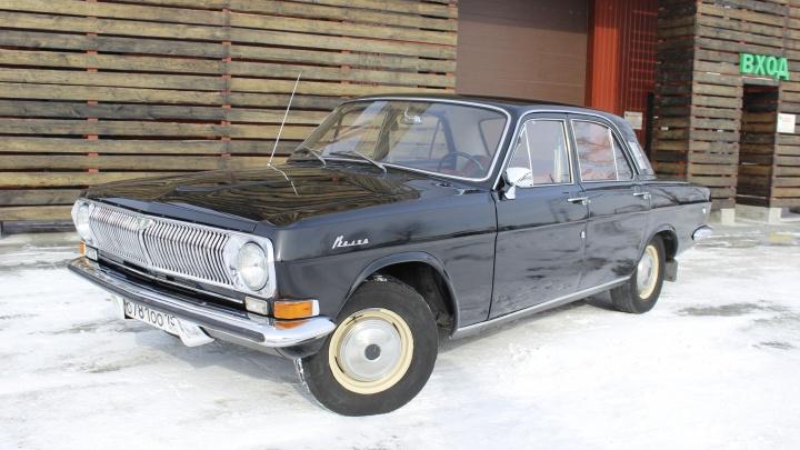 «За машину давали квартиру в центре Москвы». Смотрим на «Волгу» ГАЗ-24 из70-х— на такой вас в детстве возили таксисты