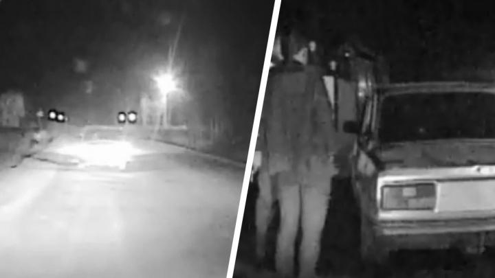 Подросток на отцовской машине ввязался в погоню с гаишниками и накатал штрафов на 50 тысяч