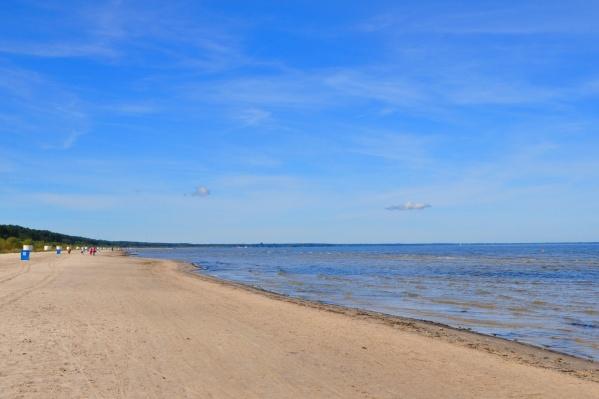 Жители ЮФО предпочли встретить Новый год на морском побережье