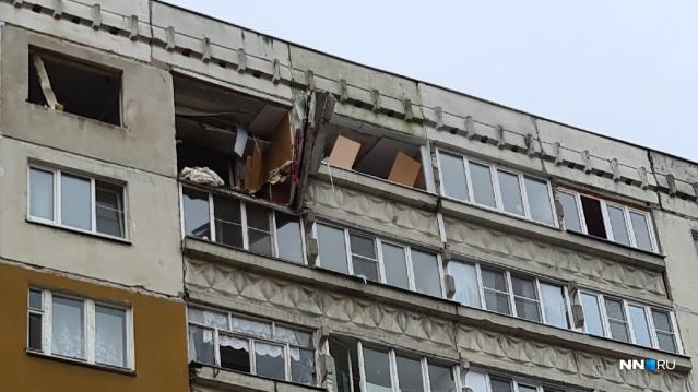 Взрыв в доме на улице Гайдара: что известно на данный момент