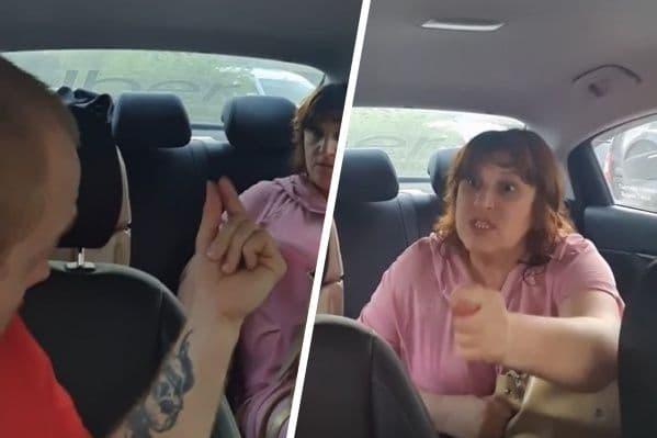 «Агрессия неприемлема»: в «Яндекс.Такси» прокомментировали конфликт сибирячки со слабослышащим таксистом