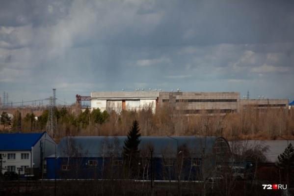 Завод ферросплавов может появиться на месте бывшего завода «Сибкомплектмонтажналадка» в Антипино