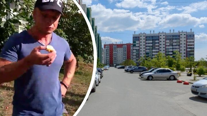 «Схватил ребенка за горло»: в Вишневой горке родители обвинили соседа в избиении их сына