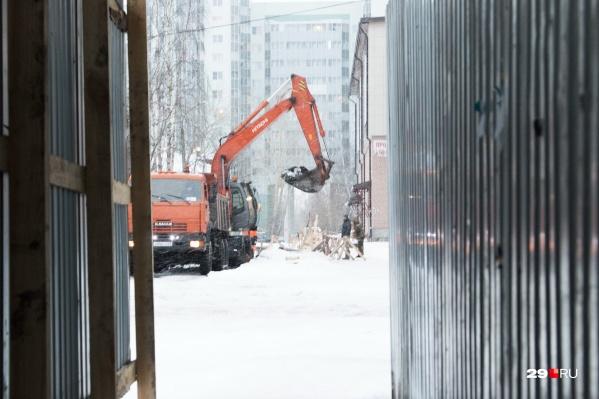 В администрации города сообщили, что ремонты плановые