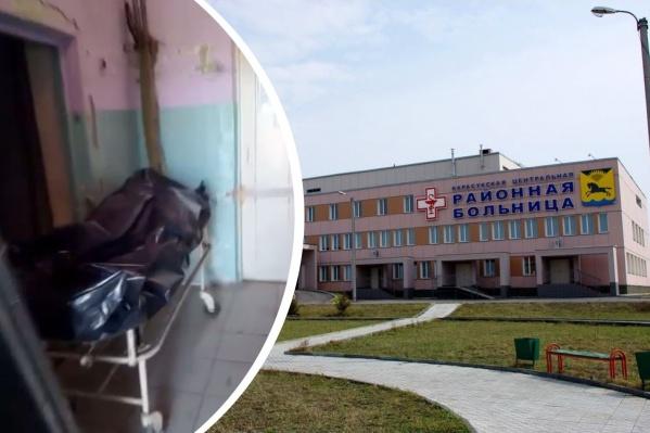 Инцидент произошел 28 июля, когда Сергей с родными приехал забирать тело матери из морга