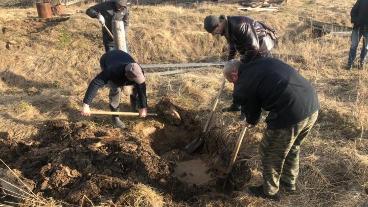 В Архангельской области раскрыли убийство жителя, который пропал 13лет назад