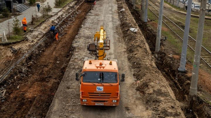 Когда достроят развязку на Ново-Садовой: в Минтрансе уточнили сроки