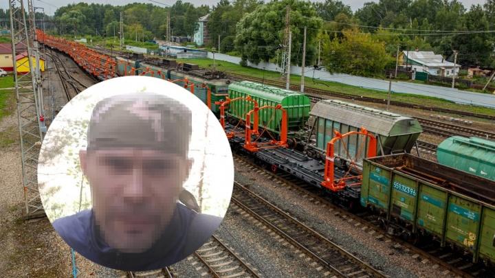 Стало известно, почему 38-летний мужчина попал под поезд