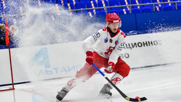 Хоккейный клуб «Енисей» анонсировал продажу билетов на Суперкубок России по хоккею с мячом