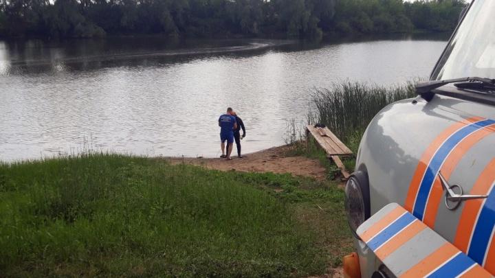 В водоеме Волжского района утонул мужчина