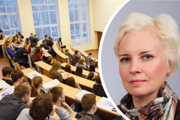 Оксана Чупрова работает преподавателем уже более 20 лет. За получение взяток она может получить срок в колонии или крупный штраф