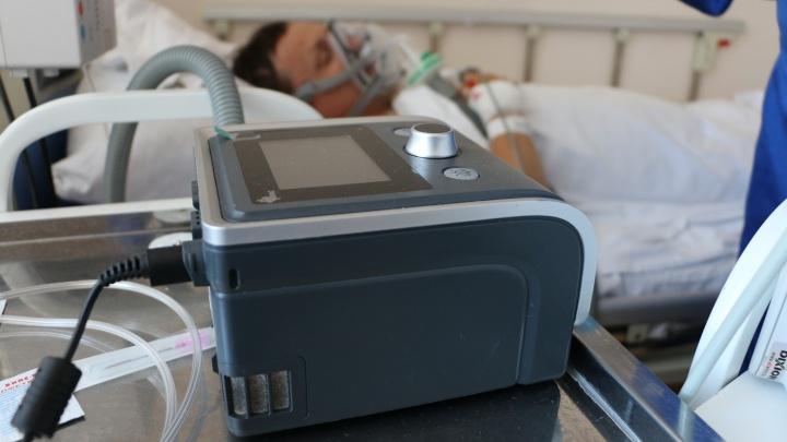 ИВЛ хватает всем? Тюменский Депздрав установит 55 новых систем снабжения кислородом для ковидных коек