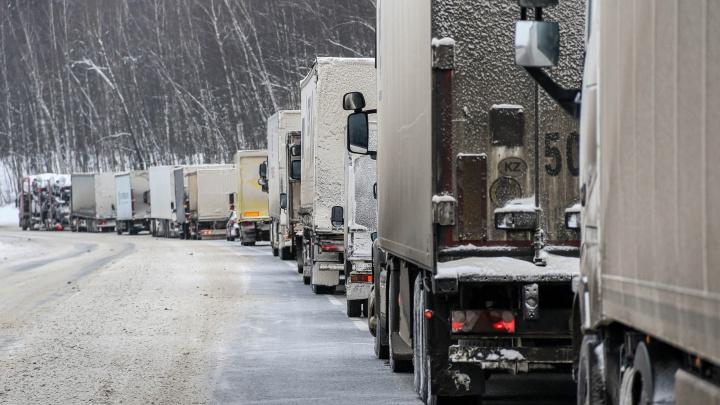 «Одномоментно произошло сразу четыре ДТП»: трассу М-7 перекрыли в Володарском районе