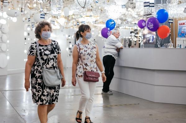 В торговом центре «Мир ремонта» сейчас можно обновить интерьер всей квартиры по выгодным ценам
