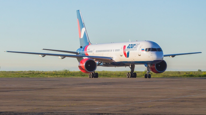 Из Кемерово запустили рейсы в Египет. Первый рейс сильно задержали