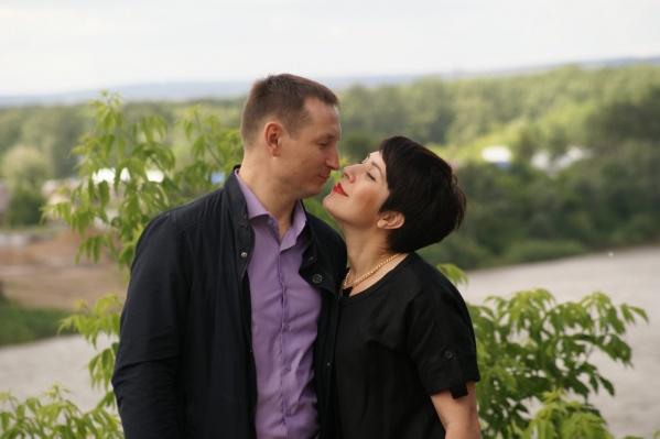 Жена Демченко Наталья умерла 2 февраля, всего спустя четыре месяца после рождения третьей дочери