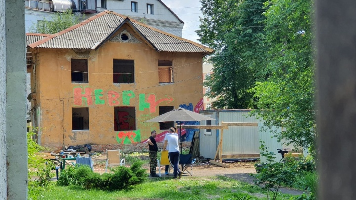 Мэр Ярославля запретил сносить исторический дом в «актерском квартале»