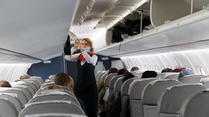 Самолет Красноярск — Норильск вынужденно сел в Нижневартовске из-за тумана в пункте назначения