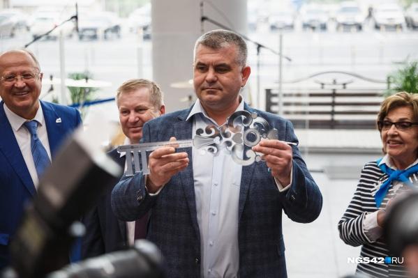 При Виталии Кашине достроили и открыли новый терминал аэропорта Кемерово