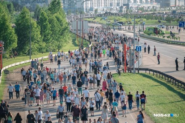 По данным регионального оперштаба, коронавирус был зарегистрирован у более 44 тысяч кузбассовцев