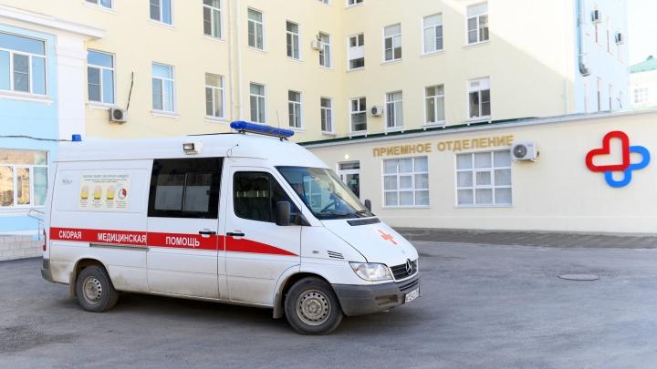 В Волгограде и Волжском за сутки в авариях пострадали четверо детей