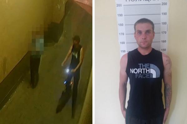 Бывший уголовник катался по Екатеринбургу на электросамокате в поисках жертвы