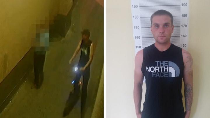 В Екатеринбурге грабитель выслеживал жертв, передвигаясь на электросамокате: видео