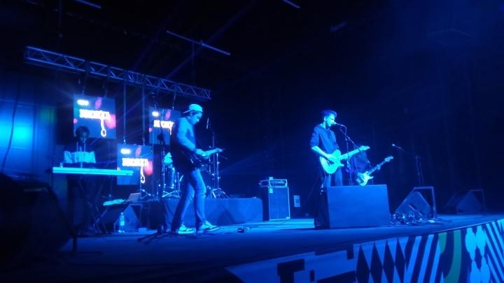 В Челябинске из-за фейерверка в честь Дня города разогнали рок-фестиваль
