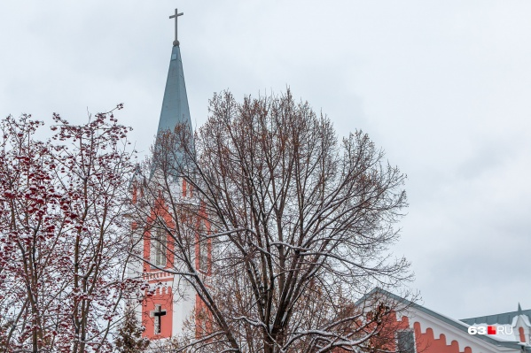 Лютеранская церковь является уникальным памятником архитектуры