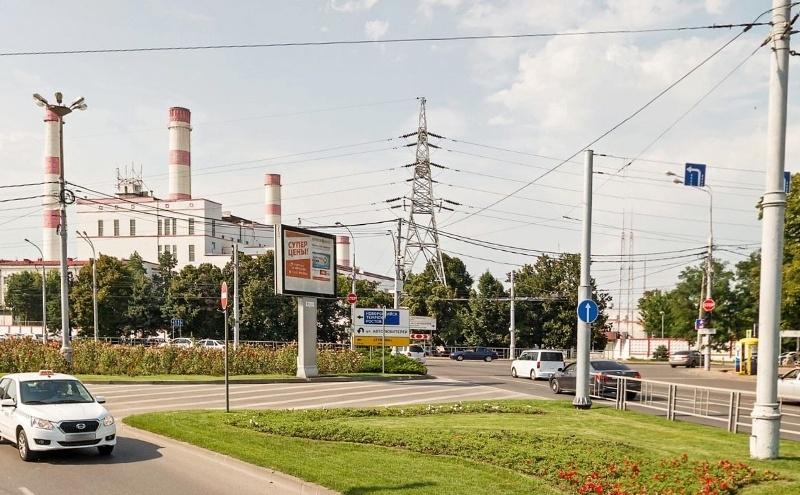 В микрорайоне Гидростроителей Краснодара ограничат движение для организации разворота