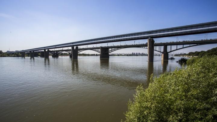 Эксперты не приняли документы на ремонт Октябрьского моста в Новосибирске