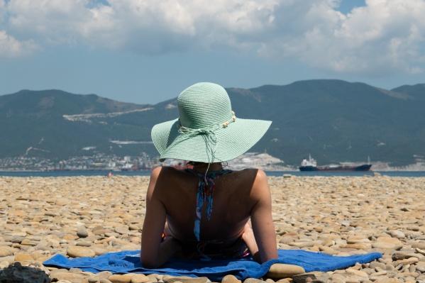 Не гарантируем, что вы окажетесь на пляже в гордом одиночестве, но такое тоже не исключено