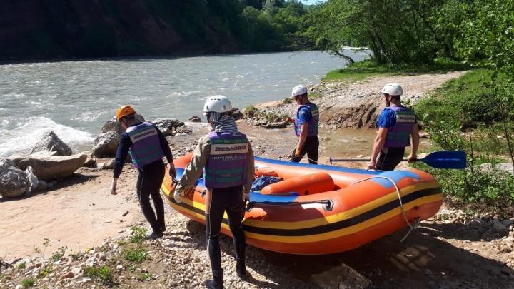 В Адыгее спустя пять дней нашли тело второго пропавшего туриста
