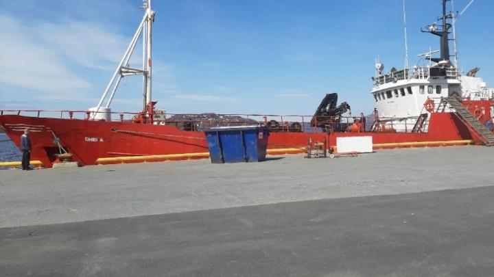 Госморречнадзор назвал причины, из-за которых затонуло рыболовное судно «Онега»