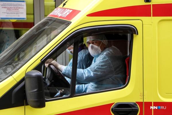 Нижегородские врачи фиксируют спад заболеваемости ковидом
