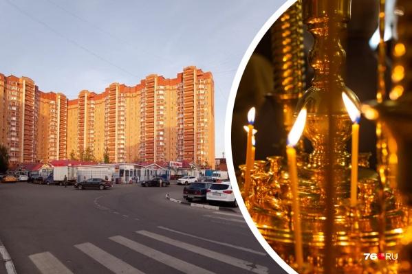 Свою квартиру в Москве Галина Добавсова решила пожертвовать на строительство дома для прихожан в Ярославской области
