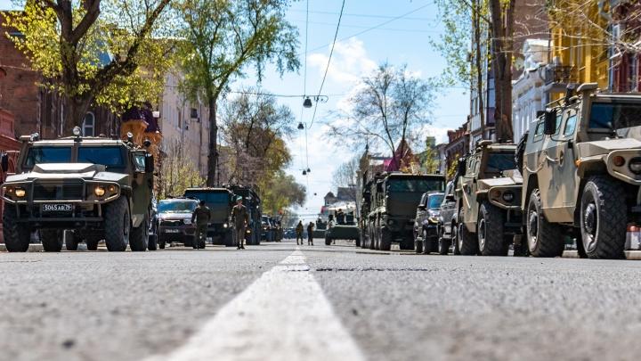В центре Самары перекроют улицы: расписание
