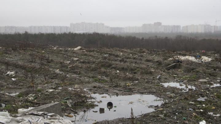 В Северодвинске горела свалка. Канцерогены и парниковые газы — чем еще опасны такие ЧП