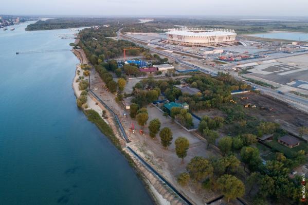 Власти Ростова дадут левому берегу Дона новые возможности для развития