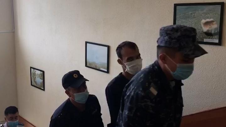 Обвиняемому в убийстве 15-летней девушки в Башкирии избрали меру пресечения