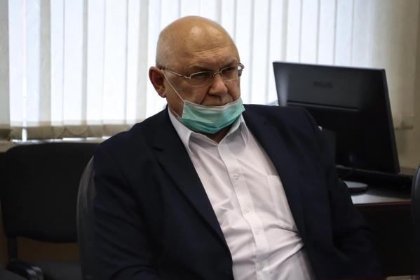 Александр Дегтярёв считает, что вакцинация проходит хаотично